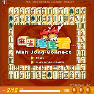 Connect Mahjong