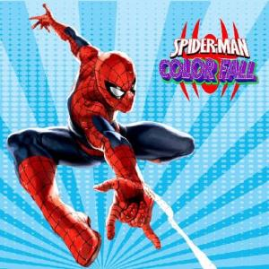 Spiderman Color Fall