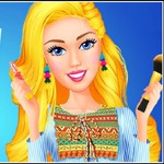 Barbie Homemade Makeup – A sweet makeup game