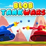 Blob Tanks Wars