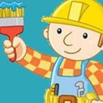 Bob The Builder Drawing Artist