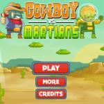 Cowboy vs. Martians