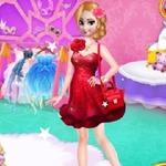 Elsa's New Dressing Room