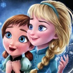 Frozen Sisters Differences - Who has the best eye?
