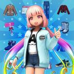 Girl-Styledol 3D Avatar maker
