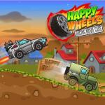 Happy Wheels Racing
