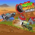 Happy Wheels Racing