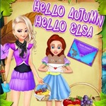 Hello Autumn Hello Elsa – Make a date with Elsa!