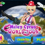 Miley Cyrus World Tour - Sing along with Miley Cyrus with great melodies