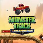 Monster Truck Madness - An amazing action game at game friv