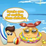 Pou Summer Break - An interesting level game genre at friv