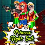 Princess Fight Evil - Interesting level game genre at Games friv online