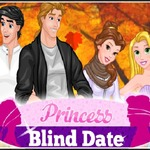Princesses Blind Date - A sweet date of the beautiful princess