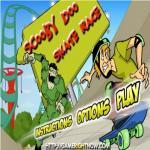 Scooby Doo Skate Race