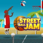 Street Ball Jam – Are you a great basketball player?