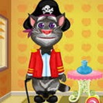 Talking Tom Dressup