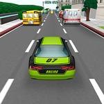 Traffic Car - A professional traffic police